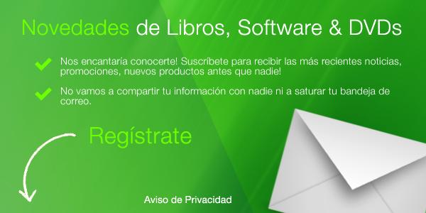 Novedades de Libros Impresos, e-Books, Software y DVDs