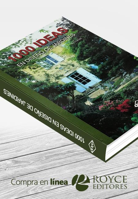 1000 ideas en dise o de jardines m s libros tu tienda online - Diseno jardines online ...