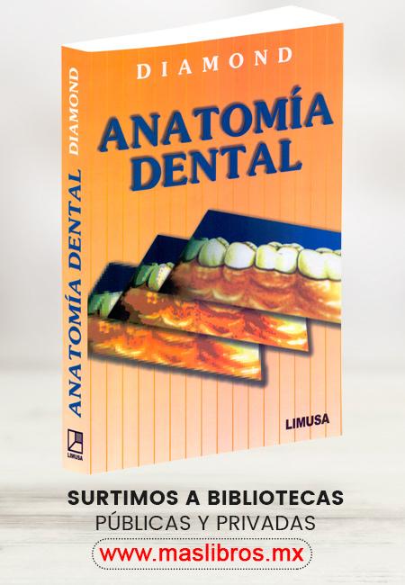 Anatomía Dental Diamond, Más LIBROS Tu Tienda Online