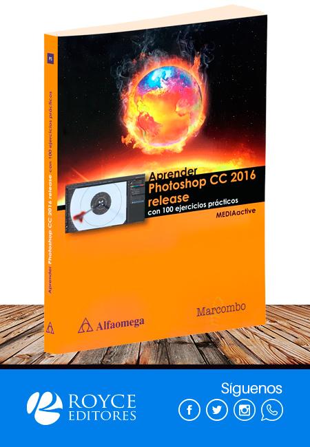 Aprender Photoshop CC 2016 Release, Más Libros Tu Tienda