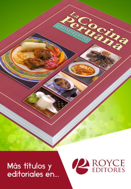 La cocina peruana paso a paso m s libros tu tienda online - Libro cocina peruana pdf ...