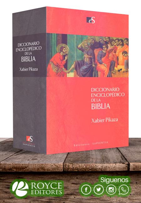 Diccionario Enciclopédico de la Biblia, Más Libros Tu Tienda Online
