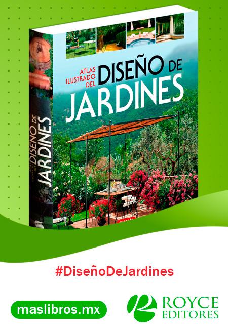 Atlas ilustrado del dise o de jardines m s libros tu - Diseno jardines online ...