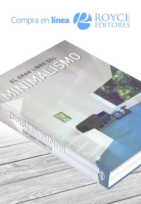 El gran libro del minimalismo m s libros tu tienda online for Minimalismo libro