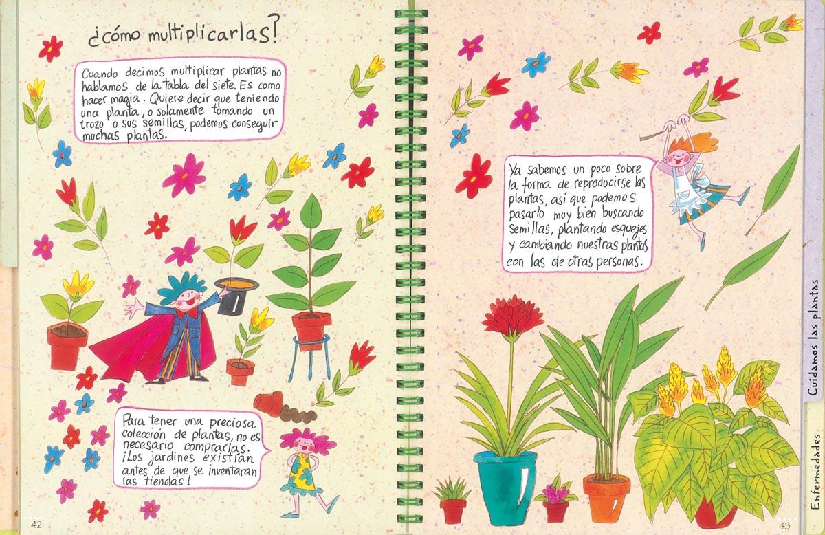 Jardiner a para ni os m s libros tu tienda online - Libros sobre jardineria ...