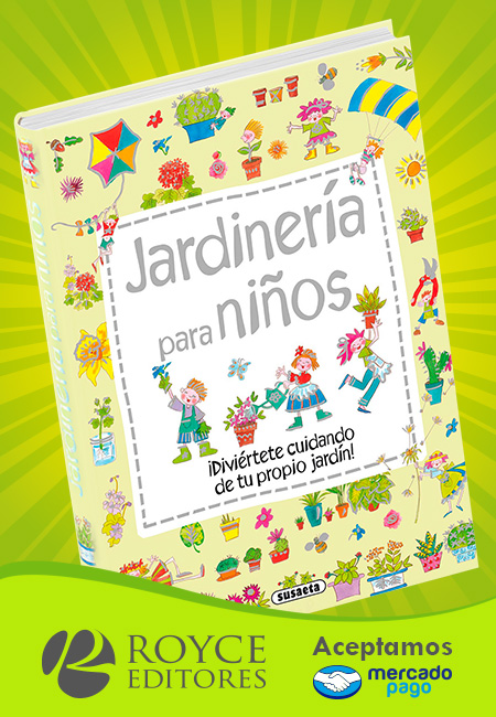 Jardiner a para ni os m s libros tu tienda online for Libros de jardineria