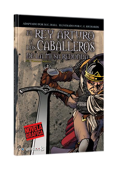 El Rey Arturo Y Los Caballeros De La Mesa Redonda Más Libros Tu Tienda Online