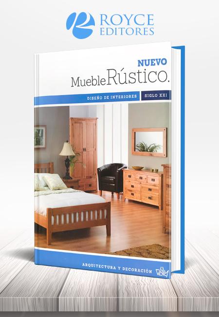Nuevo mueble r stico m s libros tu tienda online for Mundo mueble catalogo