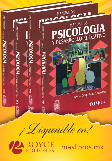 Manual de Psicología y Desarrollo Educativo 4 Vols Segunda Serie